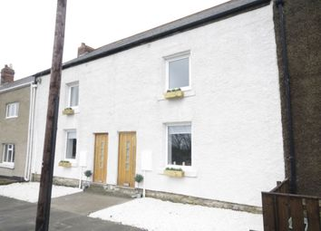 Thumbnail 2 bed terraced house for sale in Bradley Cottages, Leadgate, Consett