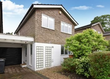 Thumbnail 3 bed link-detached house for sale in Braybrooke Gardens, London