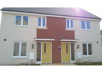 Thumbnail 2 bed end terrace house for sale in The Elmfield, Saxon Quarter, College Drive, Cheltenham, Gloucestershire