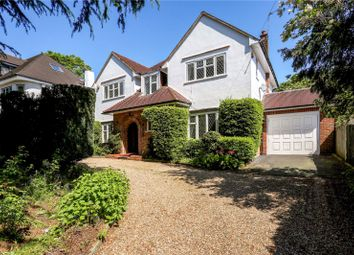 Thumbnail 4 bed detached house for sale in Marshals Drive, St. Albans, Hertfordshire