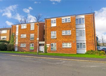 Thumbnail 2 bed flat for sale in Clark Road, Royston, Hertfordshire