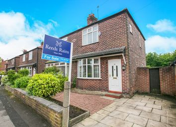 Thumbnail 2 bed semi-detached house for sale in Woodhall Road, Stockport