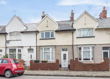Thumbnail 2 bed terraced house for sale in Colne Street, Newport
