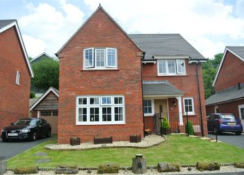 Thumbnail 4 bed detached house for sale in Coed Y Felin, New Inn, Pontypool