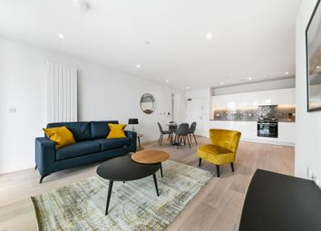Thumbnail 1 bed flat for sale in John Cabot, Royal Wharf, London