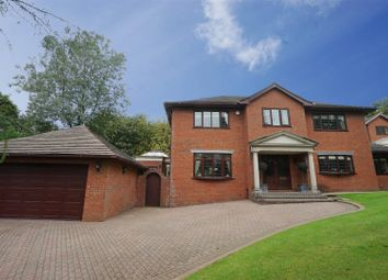 Thumbnail 4 bed detached house for sale in Princess Road, Lostock, Bolton