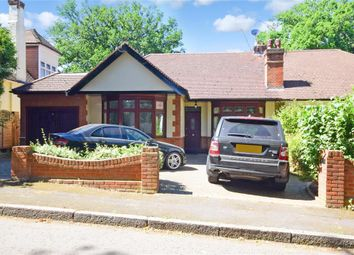 Thumbnail 4 bedroom semi-detached bungalow for sale in Knighton Close, Woodford Green, Essex