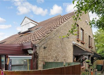 Thumbnail 1 bedroom semi-detached house for sale in Chapel Close, Grays