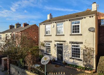 Thumbnail 2 bed cottage for sale in Cliff Road, Crigglestone, Wakefield