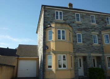 Thumbnail 4 bed property to rent in Larcombe Road, Boscoppa, St. Austell