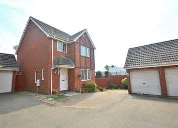 Thumbnail 3 bed detached house for sale in Russet Close, St. Ives, Cambridgeshire