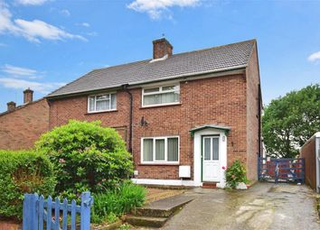 Thumbnail 2 bedroom semi-detached house for sale in Ladywood Road, Dartford, Kent