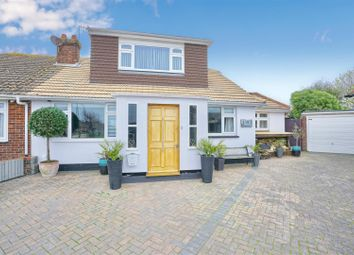 4 bed semi-detached bungalow for sale in Southview Close, Shoreham-By-Sea BN43