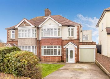 Thumbnail 4 bed semi-detached house for sale in Wellington Road, Bexley