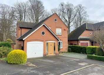 Hornecroft, Rothley, Leicester LE7. 3 bed detached house for sale