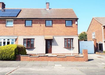 Thumbnail 3 bed semi-detached house for sale in Kimberley Avenue, North Shields