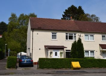 Thumbnail 3 bedroom semi-detached house for sale in 121 Lyoncross Road, Pollok