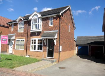 Thumbnail 2 bed semi-detached house for sale in Elm Tree Close, Colton, Leeds