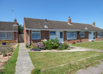 Thumbnail 2 bed semi-detached bungalow for sale in Coleridge Road, Goring-By-Sea, Worthing