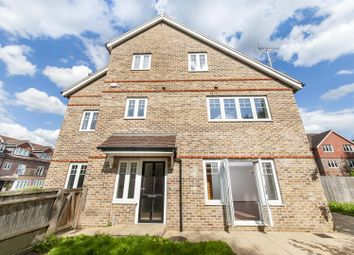 Thumbnail 4 bed end terrace house for sale in Highbridge Close, Radlett