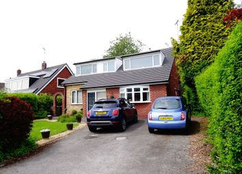 Thumbnail 4 bed detached house for sale in Badger Road, Macclesfield