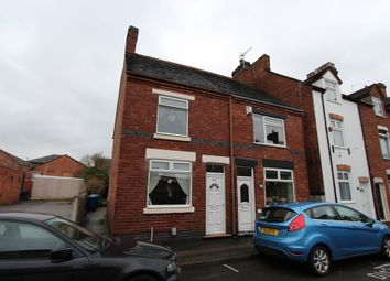 Thumbnail 2 bed end terrace house to rent in Cross Street, Kettlebrook, Tamworth