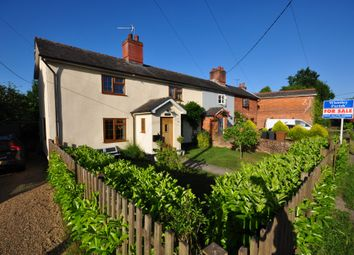 Thumbnail 3 bed cottage for sale in Cross Street, Hoxne, Eye