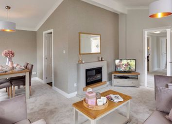 Thumbnail 2 bed mobile/park home for sale in Blairgowrie