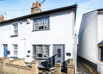 Thumbnail 2 bed end terrace house for sale in High Street, Farnborough Village