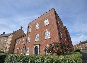 Thumbnail 2 bedroom flat for sale in Saxon Way, Great Denham, Bedford