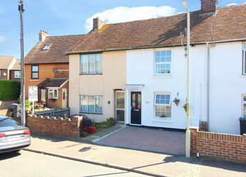 Thumbnail 2 bed terraced house for sale in Mead Road, Willesborough, Ashford