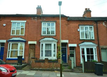 Thumbnail 3 bedroom terraced house to rent in Lorne Road, Clarendon Park, Leicestershire
