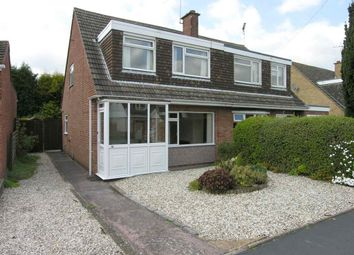 Thumbnail 3 bed semi-detached house to rent in 19, Mendip Avenue, Stafford