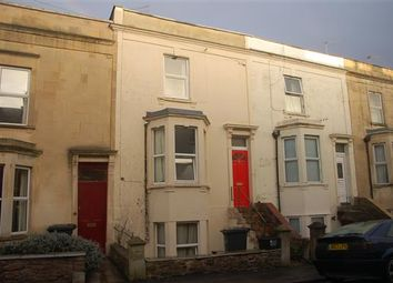 Thumbnail 4 bed maisonette to rent in Brighton Road, Redland, Bristol