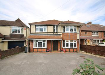 Thumbnail 4 bed detached house for sale in The Dale, Widley, Waterlooville