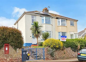 Thumbnail 3 bed semi-detached house for sale in Colley End Park, Paignton