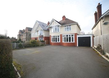 Thumbnail 4 bed detached house for sale in Radbrook Road, Shrewsbury