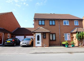 3 bed semi-detached house for sale in Thornhill Drive, St Andrews Ridge, Swindon SN25
