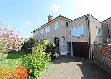 Thumbnail 4 bed semi-detached house for sale in Byron Way, Hayes