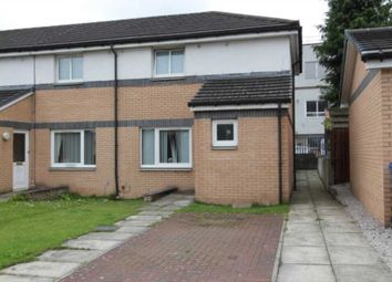 Thumbnail 2 bed end terrace house for sale in Russell Street, Johnstone