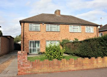 Thumbnail 3 bed semi-detached house for sale in Metcalfe Road, Cambridge