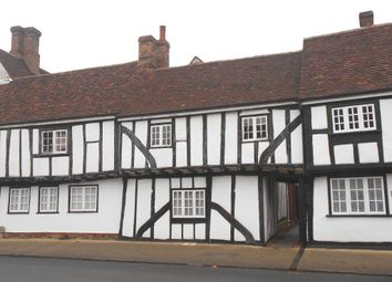 Thumbnail 2 bed maisonette for sale in Bunyans Mead, Elstow, Bedfordshire