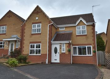 Thumbnail 4 bed detached house for sale in Yardley Way, Belper, Derbyshire