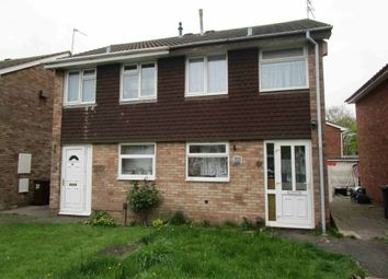 Thumbnail 2 bed semi-detached house to rent in Reansway Square, Wolverhampton, West Midlands