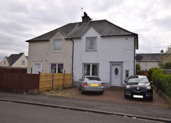 Thumbnail 3 bedroom semi-detached house for sale in North Elgin Street, Clydebank