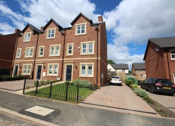 Thumbnail 3 bed terraced house for sale in Southwell Square, Carlisle