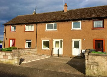 Thumbnail 3 bed terraced house to rent in Drostan Terrace, Arbroath