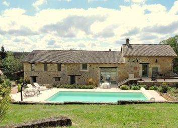 Thumbnail 6 bed property for sale in Veyrines-De-Vergt, Dordogne, France