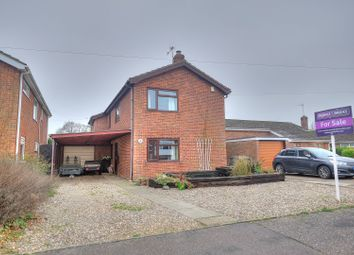 Thumbnail 4 bed detached house for sale in Charles Close, Acle, Norwich