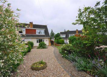 Thumbnail 3 bed semi-detached house for sale in Boverton Avenue, Brockworth, Gloucester